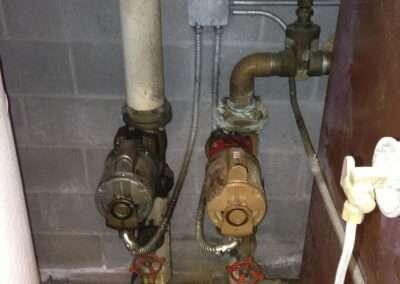 New Plumbing Installation